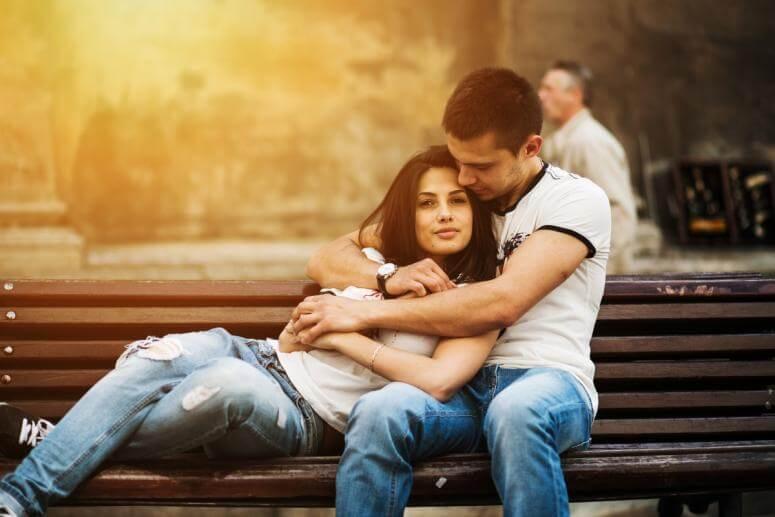 Сонник обнимать девушку которая нравится