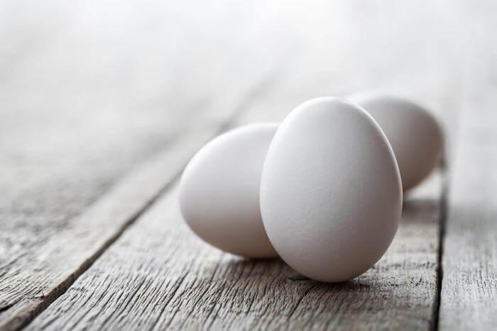 Сонник яйца куриные свежие